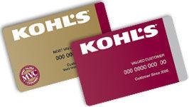 kohls customer service number